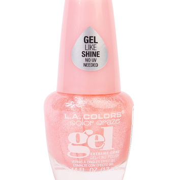 L.A. Colors Craze Gel Like Nail Polish