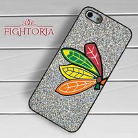 NHL Chicago Blackhawks Logo - z321z for  iPhone 4/4S/5/5S/5C/6/6+s,Samsung S3/S4/S5/S6 Regular/S6 Edge,Samsung Note 3/4