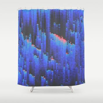 mlnchl Shower Curtain by duckyb