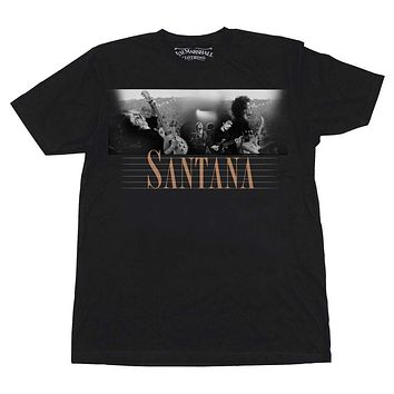 Carlos Santana Here and Then T-Shirt