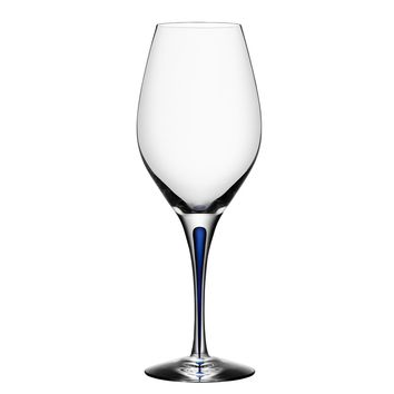 Intermezzo Blue Wine Glass