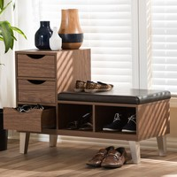 DECO Shoe Storage and Bench