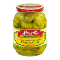 Mezzetta Imported Golden Greek Peperoncini, 32.0 FL OZ - Walmart.com