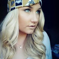 Purdue twist headband