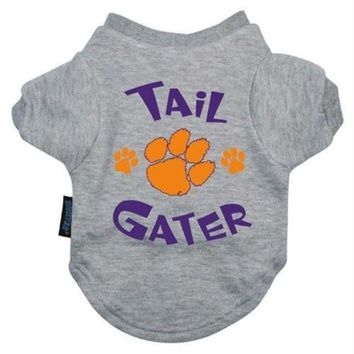 VONE05 Clemson Tigers Tail Gater Tee Shirt