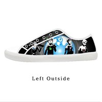 Custom Homestuck Women's Canvas Shoes Fashion Shoes for Women