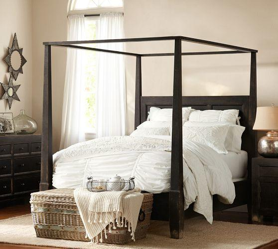 Dawson Canopy Bed From Pottery Barn