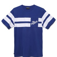 The Hundreds Montobello T-Shirt - Mens Tee - Blue