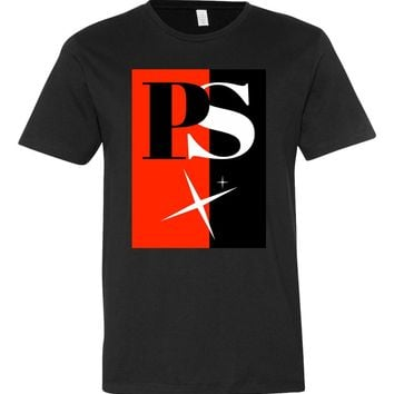 PS - Initials T-Shirt