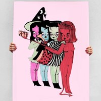 Hell Squad Canvas Print