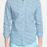 Men's Bonobos 'King Peak Floral' Slim Fit Sport Shirt