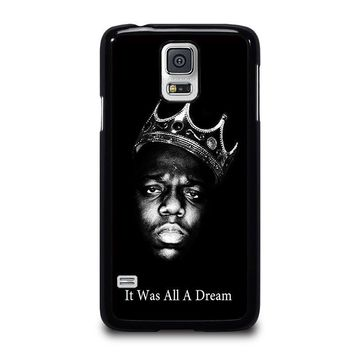 notorious big samsung galaxy s5 case cover  number 1