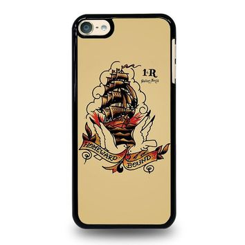 SAILOR JERRY iPod Touch 4 5 6 Case Cover