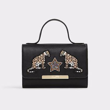 Montbretia Midnight Black Women's Crossbody | ALDO US