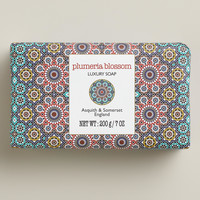 Asquith and Somerset Plumeria Mosaic Bar Soap - World Market