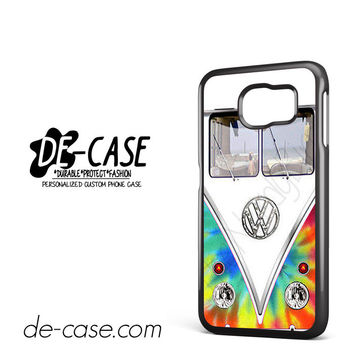 Tye Dye Volkswagen Bus For Samsung Galaxy S6 Samsung Galaxy S6 Edge Samsung Galaxy S6 Edge Plus Case Phone Case Gift Present YO