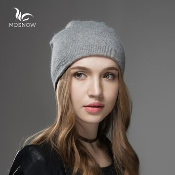 Knitted Vogue Female Skullies - Various Colors