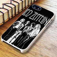 Led Zeppelin Band Cover Album iPhone 6 Case