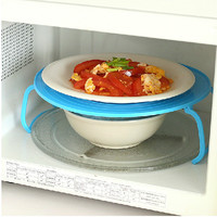 Multifunction Microwave Oven Steam Rack - Double Layer Insulating Plate