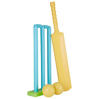 Buy John Lewis Children's Bat, Wicket & Ball Cricket Set | John Lewis