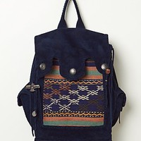 Simone Camille + Free People Womens Harlow Backpack
