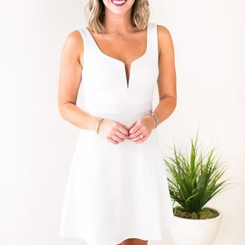 Everything You Want Fit and Flare Dress