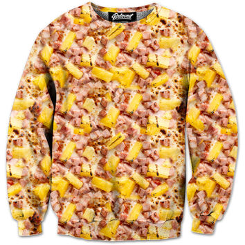 Hawaiian Pizza Sweatshirt