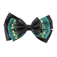 Marvel Loki Cosplay Hair Bow