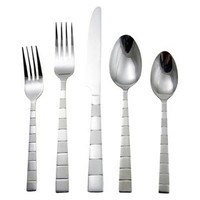 Threshold™ 20 Piece Silver Melio Flatware