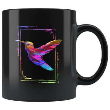 Bee Hummingbird, Hummingbird Mug