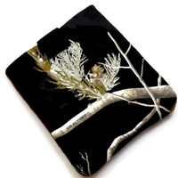 Hand Crafted Tablet Case From Real Tree Hunting Fabric/ Tablet Cover for iPad Mini, Kindle Fire HD7, Samsung Gaalxy 7, Nook HD 7