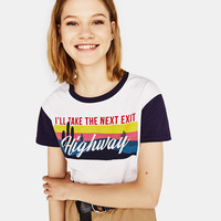 Ecologically grown cotton - Tees - Bershka United States