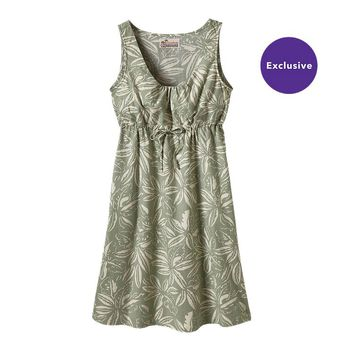 Patagonia Women's Limited Edition Pataloha™ Dress | Tropical: Drumfire Red