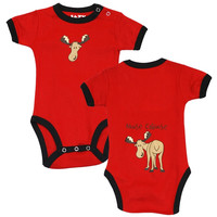 Moose Caboose Baby One Piece