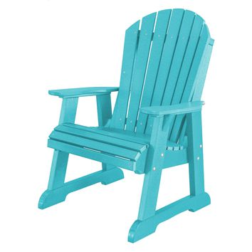 Wildridge Heritage Outdoor High Fan Back Chair  - Ships in 10-14 Business Days
