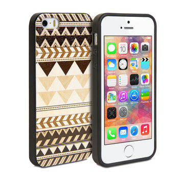 Snap Cover Coated (Tribal Pattern) for iPhone 5/5s