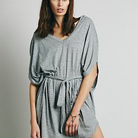 Free People Womens Vida Dress - Slate