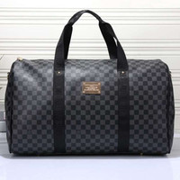 LV Women Leather Luggage Travel Bags Tote Handbag