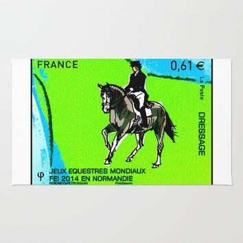 2014 FEI World Equestrian Games in Normandy DRESSAGE Rug by lanjee