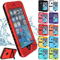 Waterproof Shockproof Dirt Snow Proof Redpepper Case Cover For iPhone 6 6S 4.7inch / 6 6S Plus 5.5inch