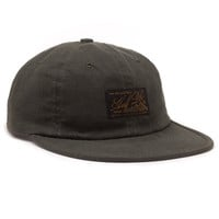 HUF - EXPEDITION WAXED 6 PANEL // GREEN