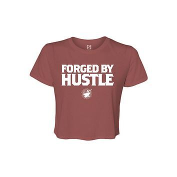 Forged By Hustle (Crop Tee)