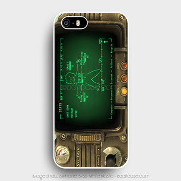 fallout pipboy rainmeter iPhone 5s Case, iPhone 5 Cases