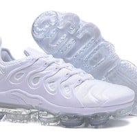 Air VaporMax TN 2018 Plus White Sport Shoe 40-45