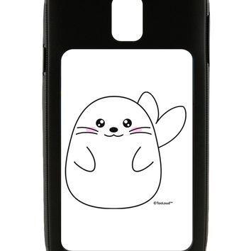 Cute Seal Galaxy Note 3 Case  by TooLoud