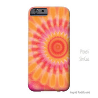 Tie dye, iPhone 6 Case, Artist, iPhone Case, Funky, Abstract, Art, iPhone 5 cases, by Ingrid Padilla, iPhone 6 plus case
