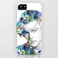 Young Leonardo DiCaprio  iPhone & iPod Case by NKlein Design