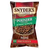 Snyder's® of Hanover The Pounder Pretzels Mini - 16 oz