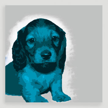 Dachshund Pop Wall Art - World Market