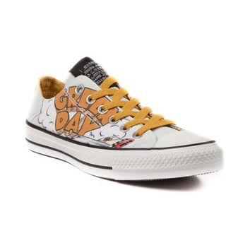 Converse All-Star Green Day Dookie Athletic Shoe, White, at Journeys Shoes